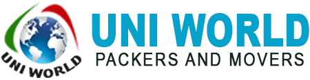 Uni World Packers and Movers logo